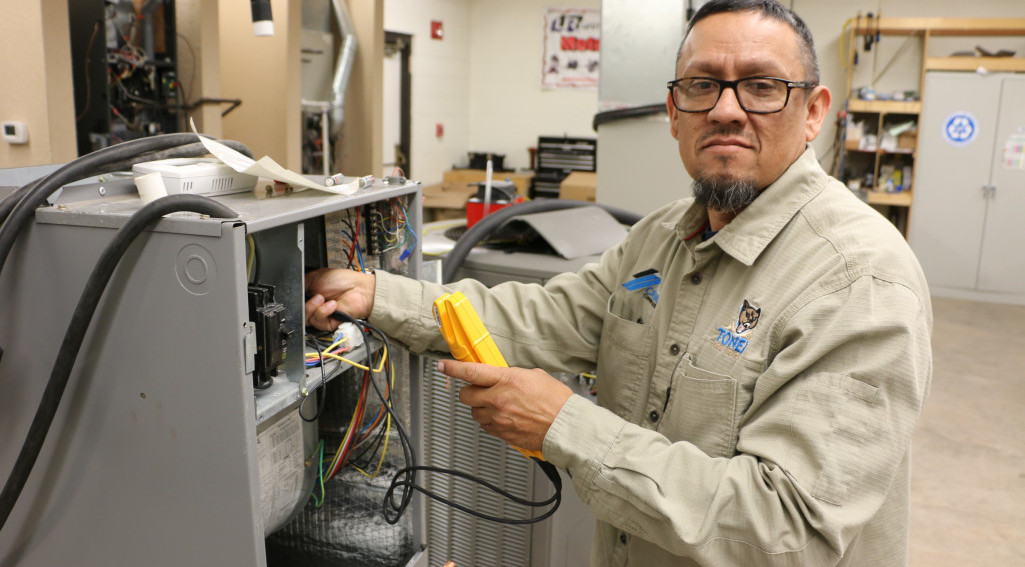 Train for your next career, right here in New Mexico